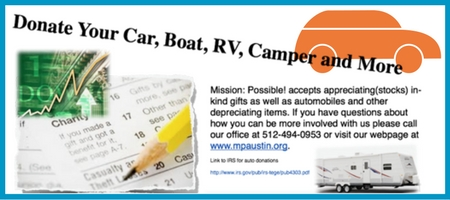 Auto Donation MPA
