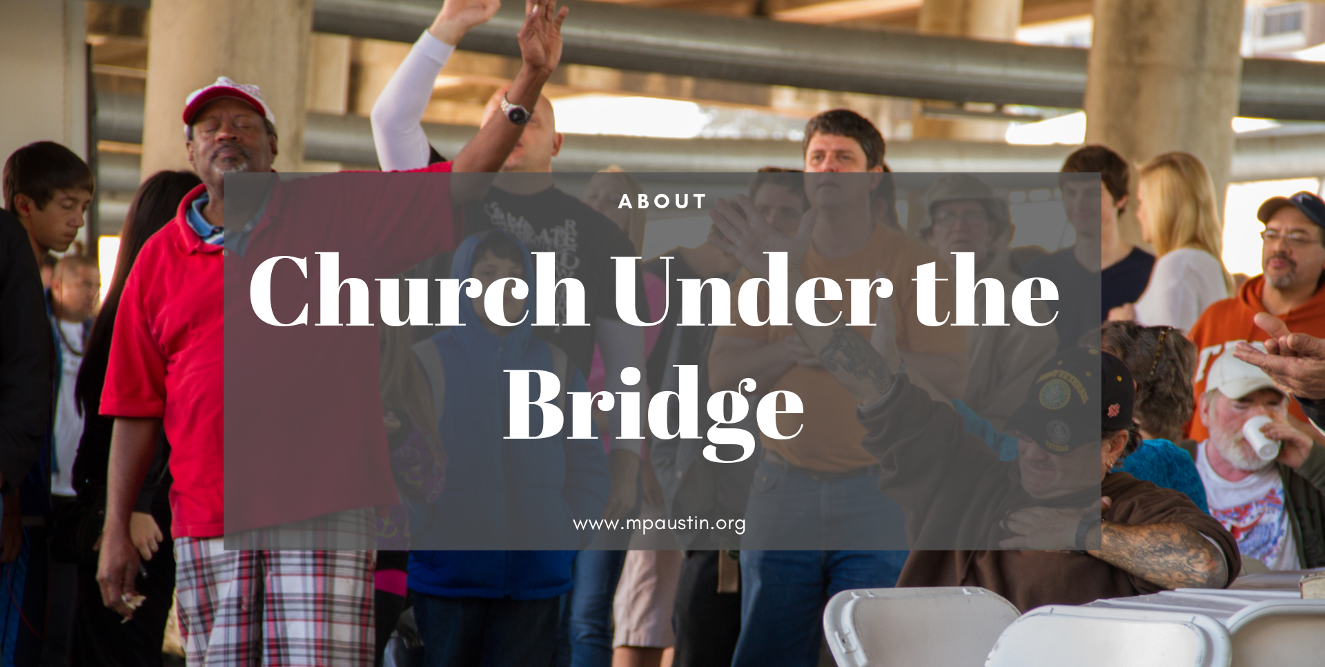 About Church Under the Bridge