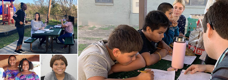 tutoring aisd Qeducation children