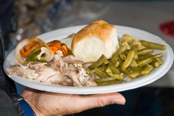 great thanksgiving banquet austin