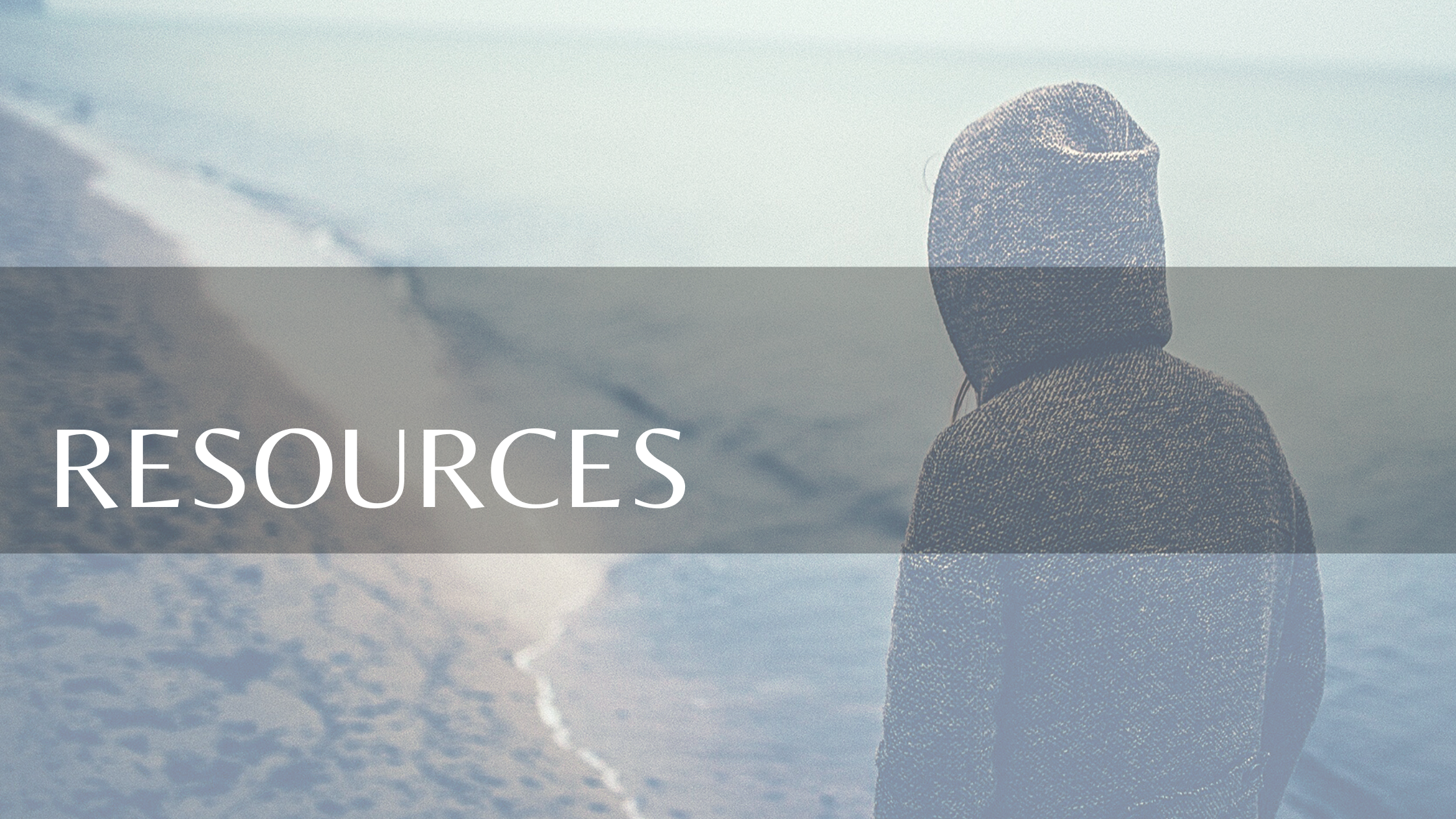 Resources for Those Experiencing Homelessness